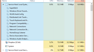 Cancelling the 99% Hard Disk Process In Windows 8