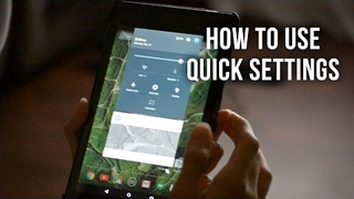How to Use Quick Settings in Android