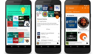 Welcome to Google Play Music, the podcast episode