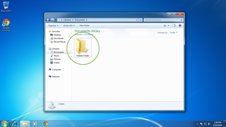 How to Hide/Show a Folder in Windows 7: 11 Steps with Pictures