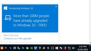 How to Remove the Windows 10 Upgrade Popup